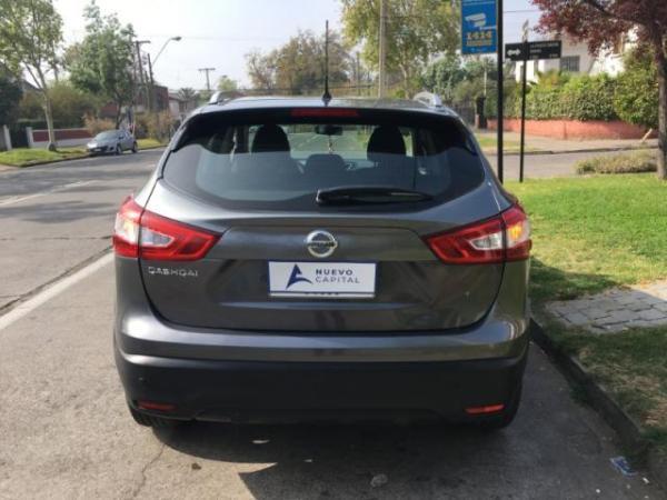 Nissan Qashqai SENSE 2.0 MT año 2017