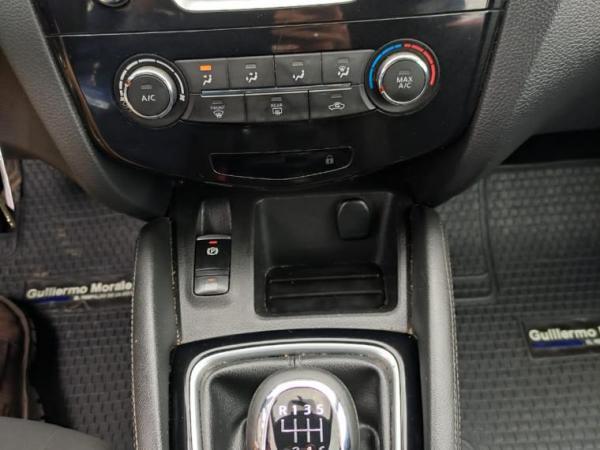 Nissan Qashqai  año 2018