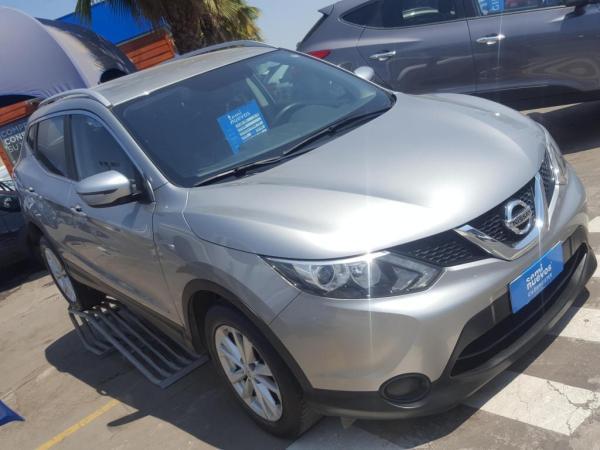 Nissan Qashqai sense año 2018