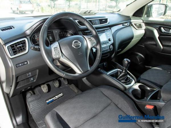 Nissan Qashqai ADVANCE 2.0 año 2018