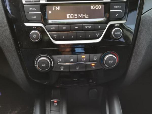 Nissan Qashqai SENSE 2.0 año 2019