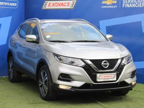 Nissan Qashqai J11 2.0 año 2020
