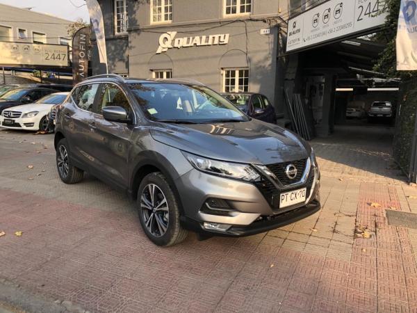 Nissan Qashqai Advance MT 2.0 año 2021
