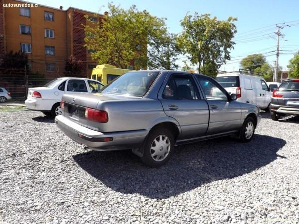 Nissan Sentra V16 1.6 año 2007