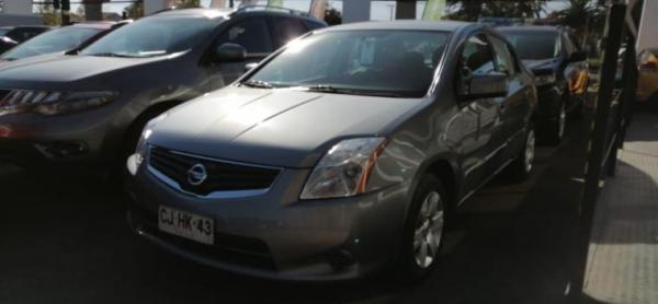 Nissan Sentra 2.0 año 2010