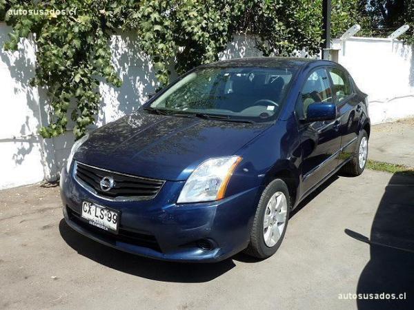 Nissan Sentra ADVANCE 1.6 CVT año 2011