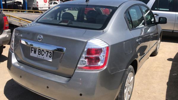 Nissan Sentra 2.0 AT año 2013