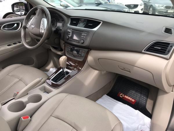 Nissan Sentra 1.8 AT año 2014