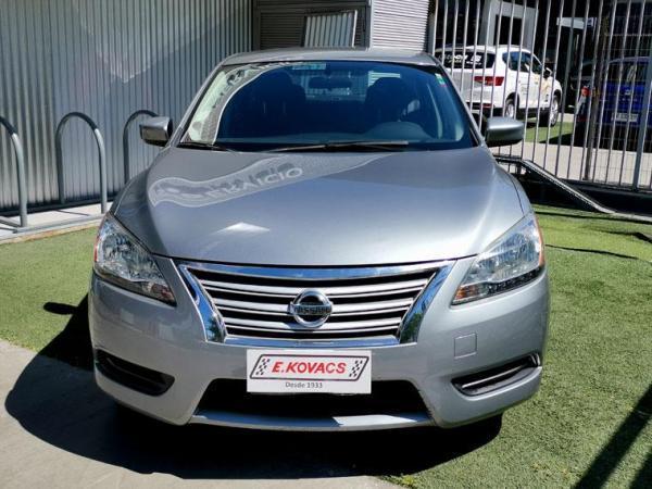 Nissan Sentra SENSE 1.8 año 2014