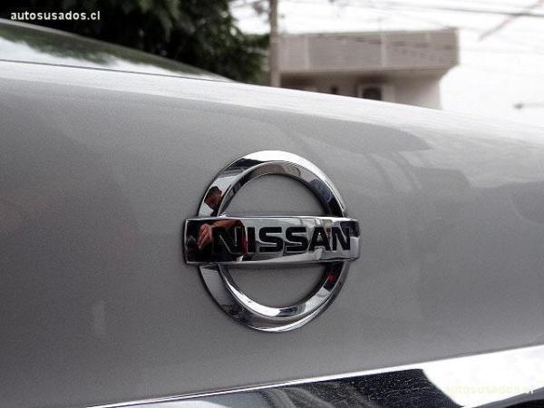 Nissan Sentra ADVANCE año 2016