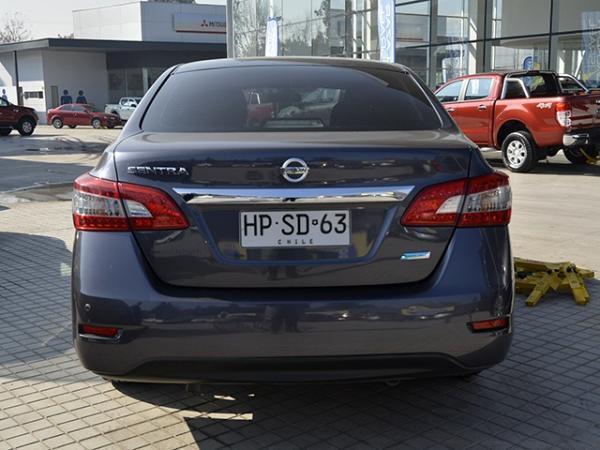 Nissan Sentra SENTRA SENSE 1.8 año 2016