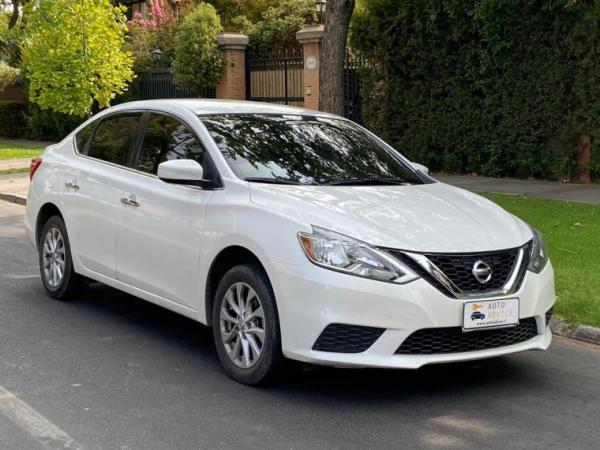 Nissan Sentra SENSE año 2017