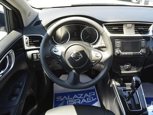 Nissan Sentra Sentra 1.8 año 2018