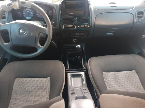 Nissan Terrano  año 2010