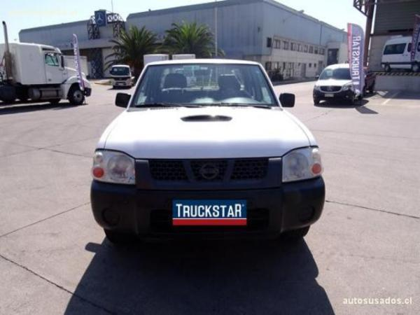 Nissan Terrano DCAB DX TURBO 2.5 año 2011