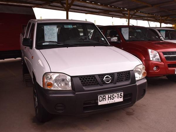 Nissan Terrano . año 2012