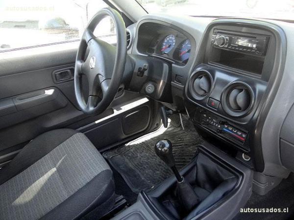 Nissan Terrano  año 2012