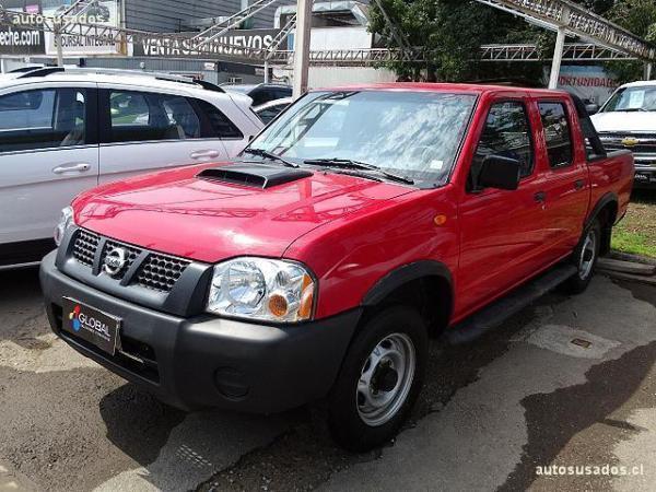 Nissan Terrano  año 2013