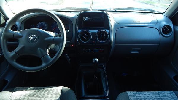 Nissan Terrano 435 TERRANO DCAB DXS 2.4 año 2014