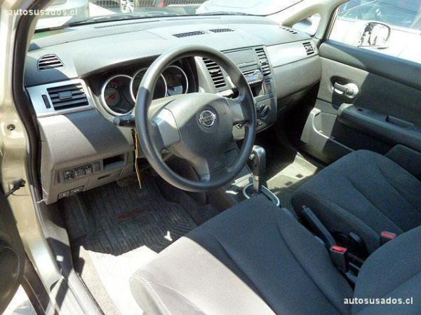 Nissan Tiida SPORT 1.6 año 2007