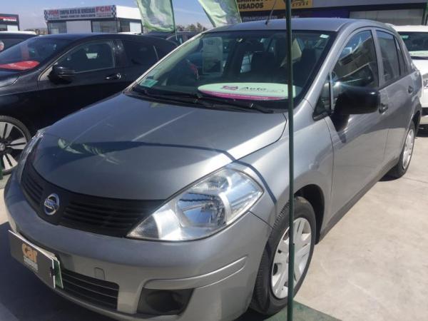 Nissan Tiida 1.6 MT AC año 2015