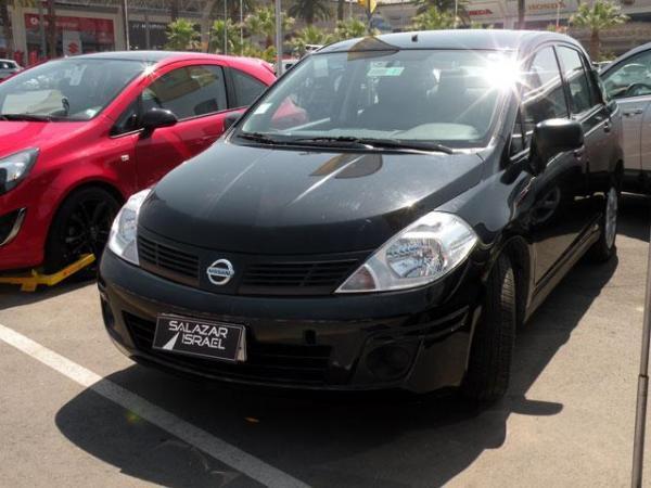Nissan Tiida Tiida Sedan Mt año 2016