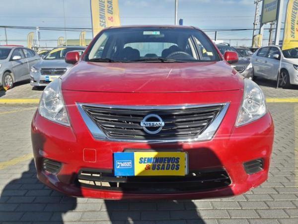 Nissan Versa VERSA SENCE año 2013