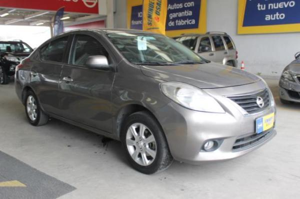 Nissan Versa VERSA SENCE 1.6 año 2013