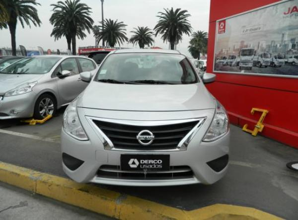 Nissan Versa SENCE año 2016