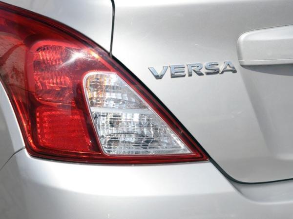 Nissan Versa ADVANCE 1.6 AT AC año 2016