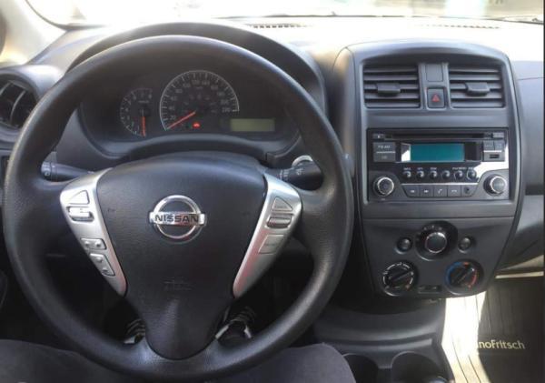 Nissan Versa 1.6 Sense año 2016
