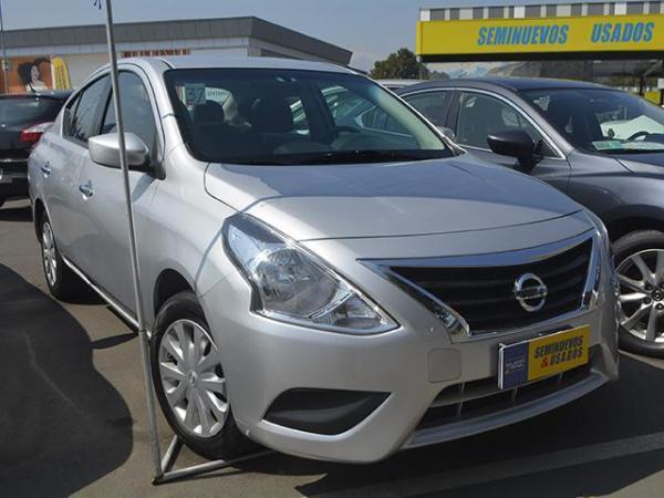 Nissan Versa VERSA SENSE 1.6 año 2016