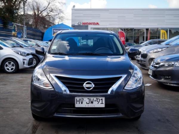 Nissan Versa VERSA SENCE 1.6 año 2016