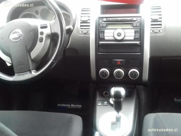 Nissan X Trail 4WD 2.5 año 2009