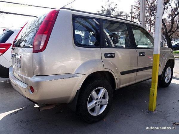 Nissan X Trail CLASSIC año 2010