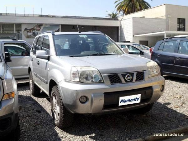 Nissan X Trail 2.5 4X4 año 2010