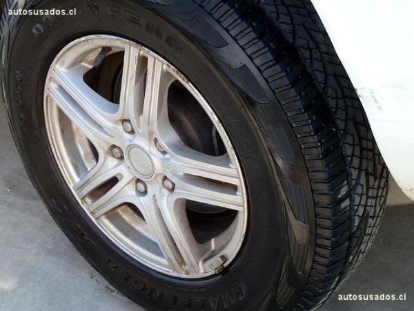 Nissan X Trail 4X4 año 2011
