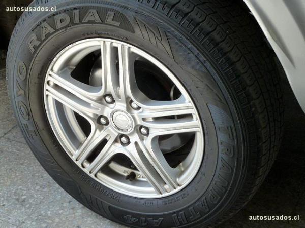 Nissan X Trail 4x4 2.4 año 2011