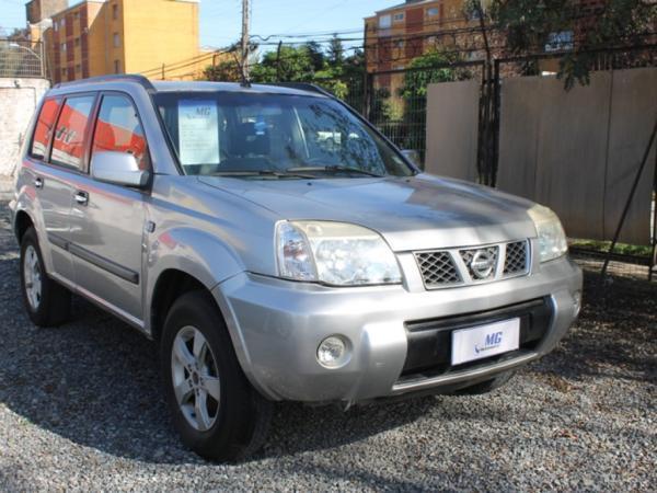 Nissan X Trail CLASSIC 2.5 AT año 2011