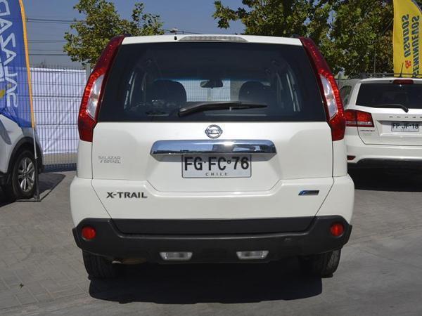 Nissan X Trail X Trail 2.5 año 2013