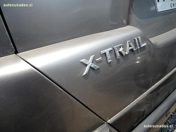 Nissan X Trail CVT 2.5 año 2013