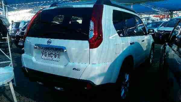 Nissan X Trail  año 2013