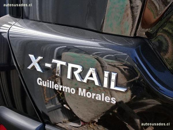 Nissan X Trail At año 2013