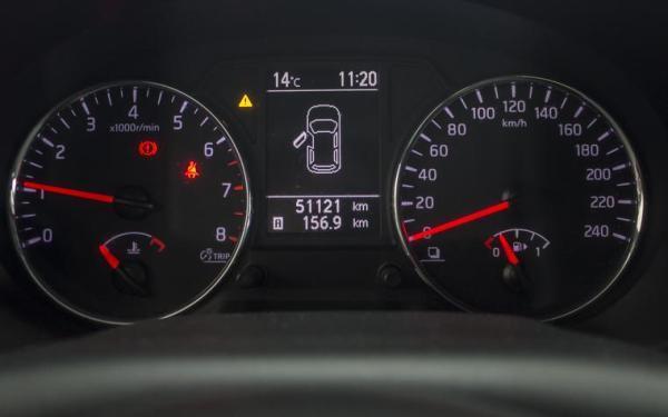 Nissan X Trail X TRAIL S 4X4 2.5 año 2014