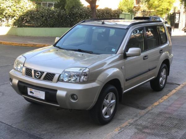 Nissan X Trail 4x4 año 2014