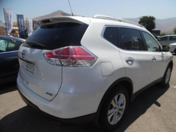 Nissan X Trail - año 2015