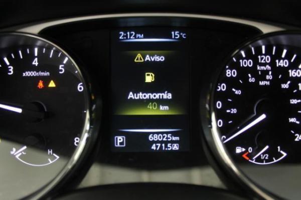 Nissan X Trail X-TRAIL ADVANCE M-CVT año 2015
