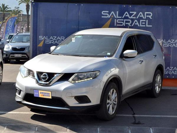 Nissan X Trail X TRAIL SENSE 2.5 año 2015