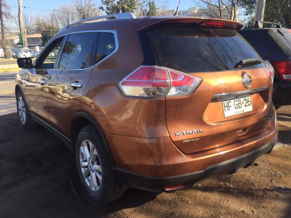 Nissan X Trail ADVANCE año 2015