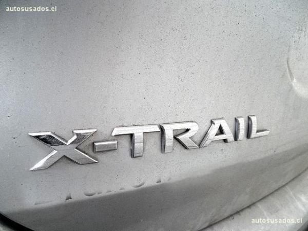 Nissan X Trail ADVANCE 2.5 CVT año 2015